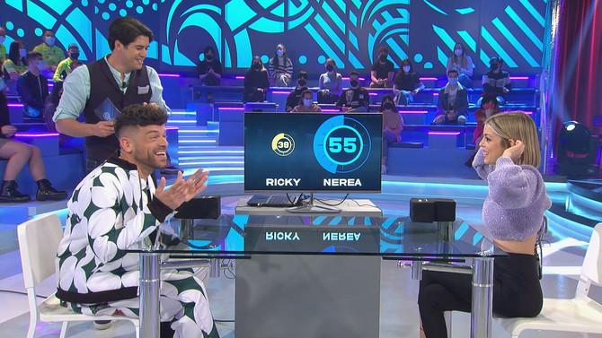 Bamboleo supera el 13% de share, con las actuaciones de Nerea Rodríguez y Ricky Merino