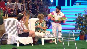 """""""Os xubilados"""" de Land Rober visitan las playas caribeñas en un programa con Los Chunguitos y David"""