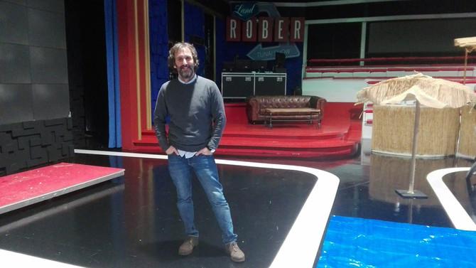 """José Villaverde, realizador de 'Land Rober Tunai Show': """"En un directo es importante escuchar a la g"""