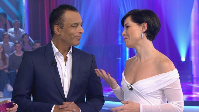 Soraya y Jon Secada compartieron escenario en el primer Bamboleo de noviembre