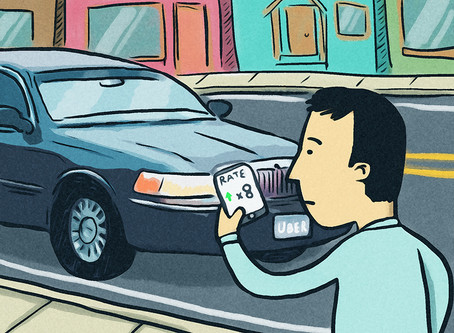Uber's Surge Pricing & How to Fix it