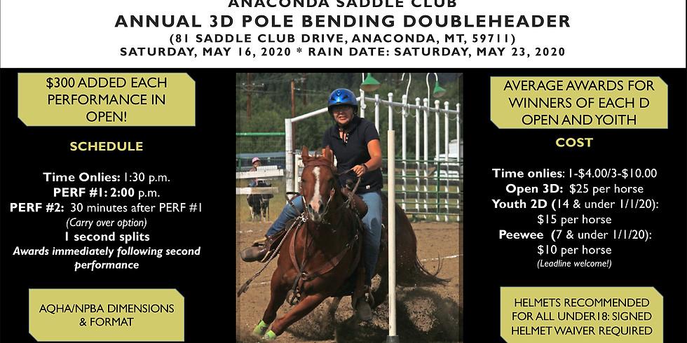 Pole Bending Clinics & Jackpot