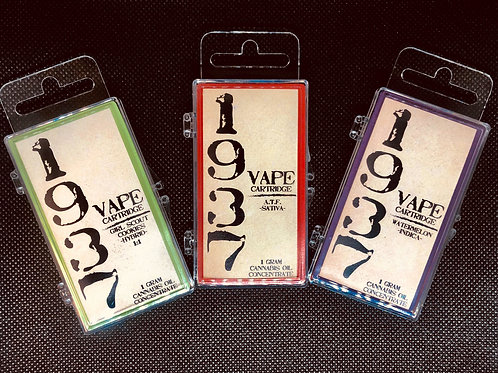 1937 Vape Cartridges