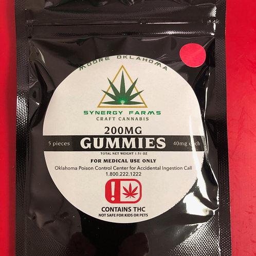Synergy Gummies