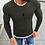 Thumbnail: DIMUSI Winter Fashion Pullover Knitted Sweater Plus Size