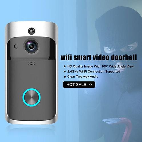 Wifi Smart Video Doorbell Wireless