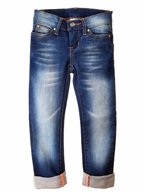Skinny Bright Indigo Skinny Jeans