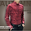 Thumbnail: Luxury Brand Mens Formal Shirts Long Sleeve