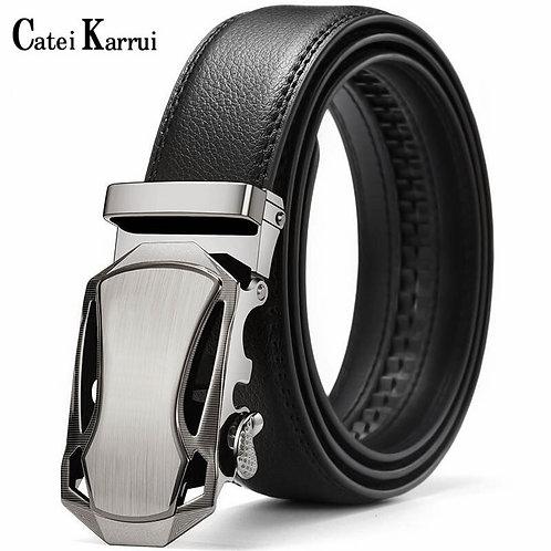 Male Automatic Buckle Belts