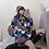 Thumbnail: Summer Korean Hip-Hop Long Sleeve Hooded Jacket