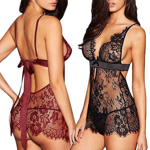 Exotic Apparel Women Sexy Lingerie Lace Dress Underwear Sleepwear Nightwear XL