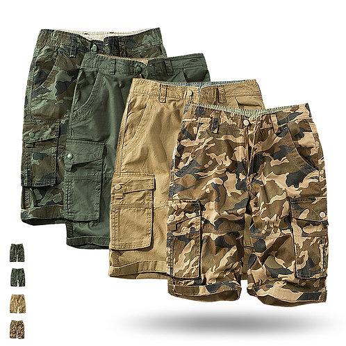 Mens Military Cargo Shorts