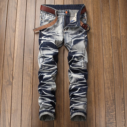 2020 High Quality Men  Casual Jeans