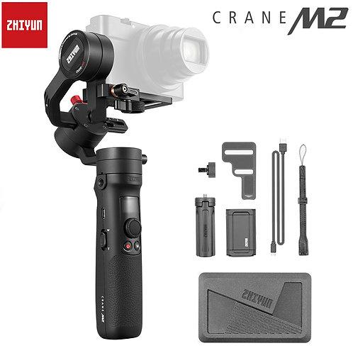 Zhiyun Crane M2 3-Axis Handheld Gimbal Mirrorless Camera Stabilizer