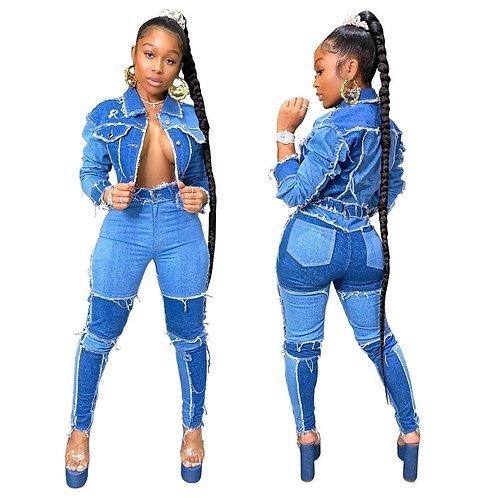 High Waist Women Jeans Female Pant Slim Elastic Stretch Jeans Plus Size S-3XL