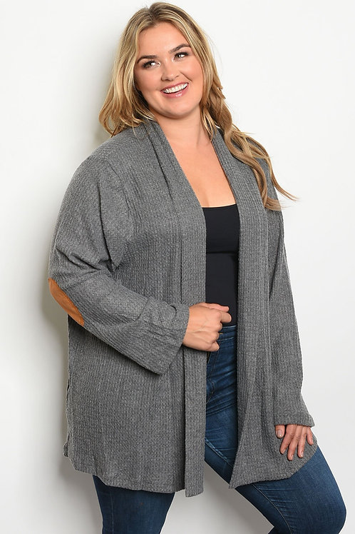 Shop the Trends Plus Size Womens Cardigans