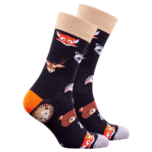 Men's Cute Animals Socks