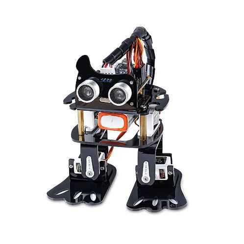SunFounder DIY 4-Dof Robot Kit- Sloth Learning Kit Programmable
