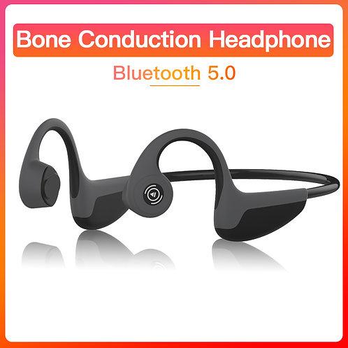 Bluetooth 5.0  Z8 Wireless Headphones Bone Conduction Earphone