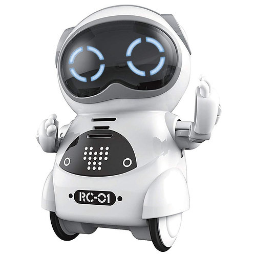 Pocket Robot Talking Interactive Voice Recognition Record Intelligent Robot Toy