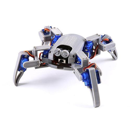 Bionic Quadruped Spider Robot Kit for Arduino STEM Crawling Robot Robot Kit