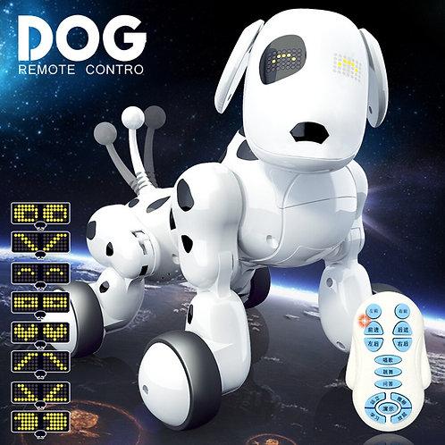 Hi-Tech Wireless Interactive Robot Puppy Remote Control Robot Dog Toy Kids Gift