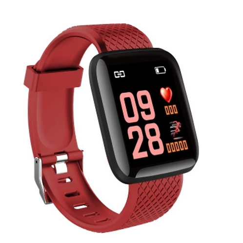 Smart Fitness Watch 116 Plus