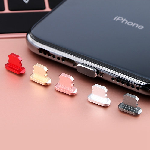 Charge Port Dust Plug Charging Jack Stopper for iPhone