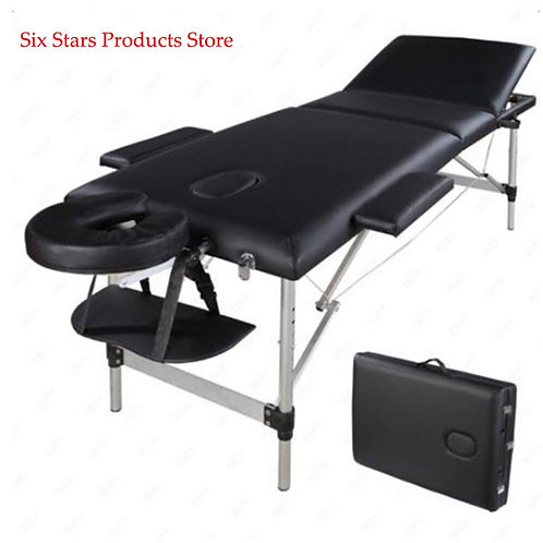 Sections Folding Aluminum Tube SPA Table