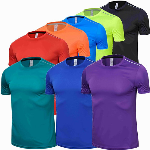 Quick Dry Fitness Shirt