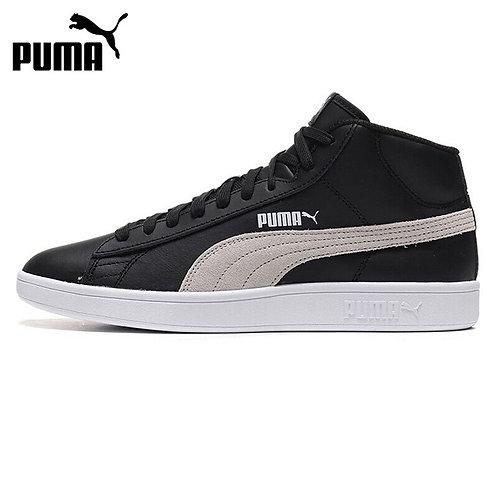 Original New Arrival  PUMA Smash V2 Mid Unisex Skateboarding Shoes Sneakers