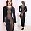Thumbnail: Plus Size Sexy Lingerie Slip Women Sexy Lingerie Full Lace Slips Nightdress