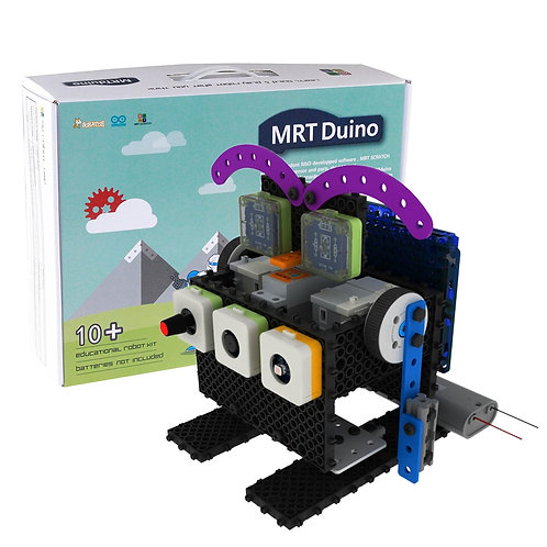 My Robot Time MRT-Duino 1 Robot Building Block Kit Robot Toy for 12-15 Years Old
