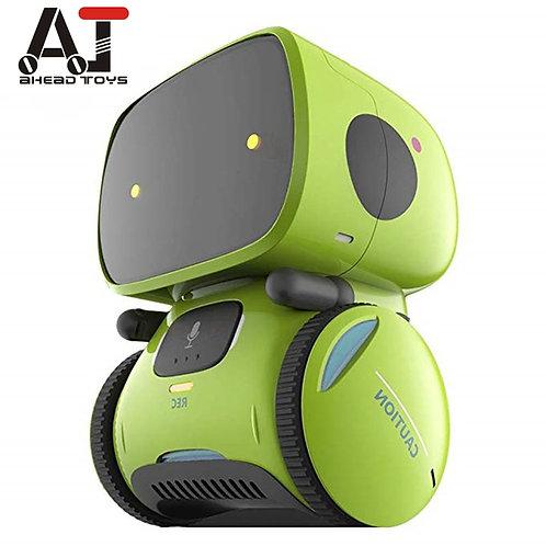 Smart Robots Dance Voice Command 3 Languages Versions Touch Control Toy Robot