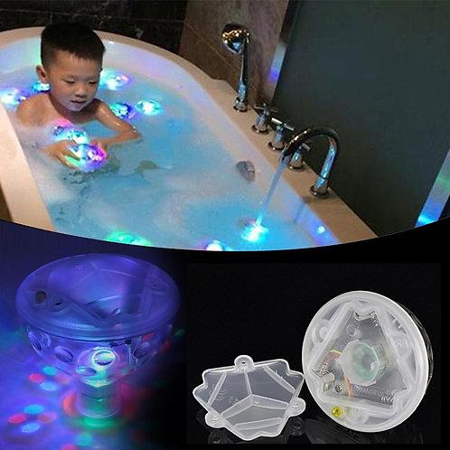 Waterproof  Floating Underwater LED Disco Light Glow Show