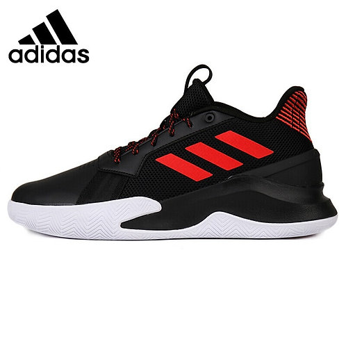 Original New Arrival   Adidas  RUNTHEGAME Men's  Basketball Shoes Sneakers