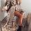 Thumbnail: 2020 Style Fashion Elegant Women Glitter Deep v Neck Party Dress Formal Wear