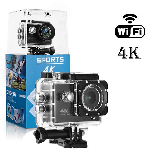 Sports Camera 4K Wifi Action Camera