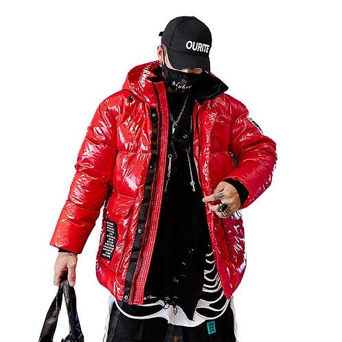3XL 2XL Plus Size Winter Mens Down Coats Fashion Mens Jackets Thick Warm Hood