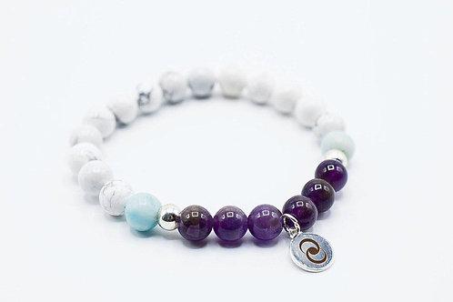 Health & Wellbeing Gemstone Bracelet