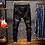 Thumbnail: Skinny Jeans Men Slim Fit Denim Joggers Stretch Pencil Pants Men's Jeans