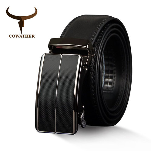 Cow Genuine Leather Men's Belt