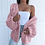 Thumbnail: Cardigan Sweater Women Plush Loose and Plus Size 4XL Women's Sweater Clothing