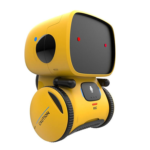 Smart Robot Toys Dance Voice Command Versions Speech Recognition Robot Toy Gifts