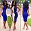 Thumbnail: Summer Dress 2020 Women Sleeveless Sexy Casual Dress Plus Size Party Club Dress