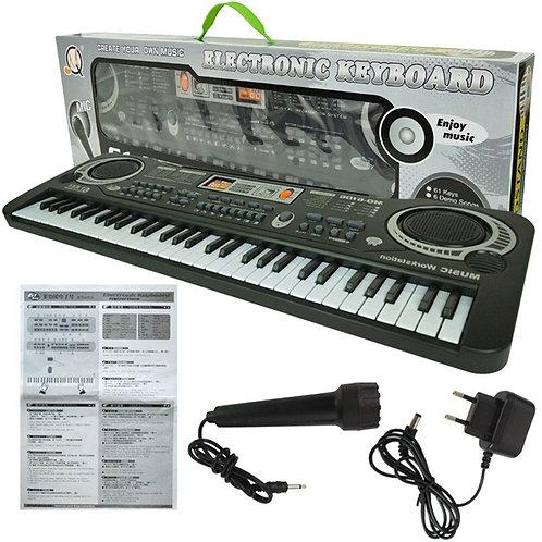 61 Keys Digital Music Electronic Keyboard Electric Piano