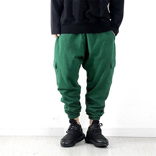 Mens Harem Pants Plus Size Hip Hop Baggy Pants Sweatpants Plus Size