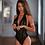 Thumbnail: 3XL Sexy Women Sleepwear Lingerie Hot Plus Size Underwear Lace Nightdress