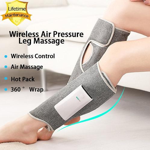 Wireless Leg Massager Air Compression Leg Massage