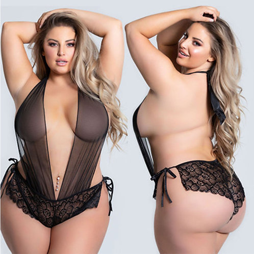 Hot Erotic Lace Lingerie for Women
